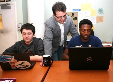 Less-costly Chromebooks offer entry point to technology - Philadelphia Public School Notebook   School-based Professional Learning   Scoop.it
