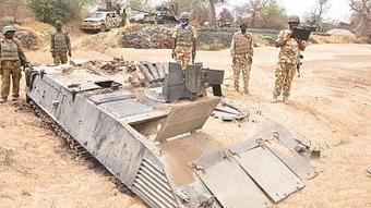 Nigeria : des drones pour combattre Boko Haram | NOUVELLES D'AFRIQUE | Scoop.it