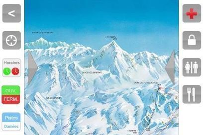Apps iPhone iPad: infos stations de ski montagne, sports d'hiver   Bons plans et bonnes idées en station de ski   Scoop.it