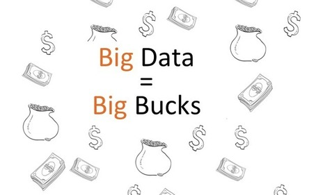 Big Data Hype: a Salary of 1 Million USD - Lutz Finger | News | Scoop.it