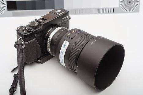 Storyteller: Same Nikkor 85mm ƒ/1.8G Lens on Nikon D750 and Fuji X-E2 Test | Fuji X-E2 | Scoop.it