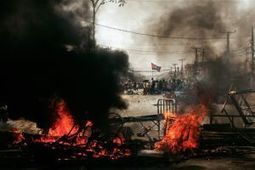 South Korea urged Cambodia's military to crack down on protesters | Khmer | Scoop.it