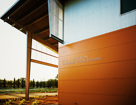 CA: Jess Jackson Sustainable Winery Building opens   UCDavis.edu   Wine industry   Scoop.it
