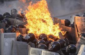Bloody Battles in Kiev | Global Politics - Yemen | Scoop.it