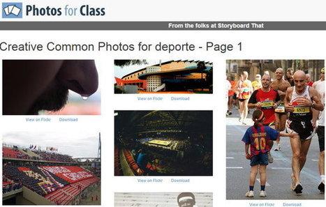 Photos for Class, para ayudar a estudiantes a encontrar y citar fotos | Bibliotecas y Educación Superior | Scoop.it