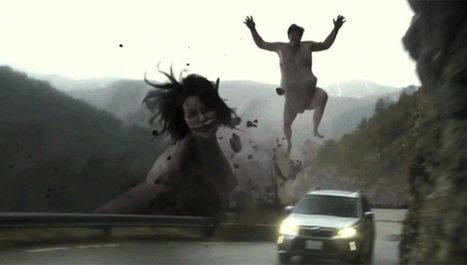 Subaru's Totally Insane New Television Ad May Haunt You | PR & Communications daily news | Scoop.it