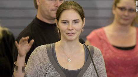 Italian Supreme Court to rule whether Amanda Knox should be retried - CNN International | Italian news culture and lifestyle | Scoop.it