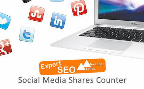 Social Media Shares Monitoring Tool | Social Media | Scoop.it