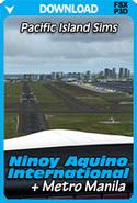 Ninoy Aquino International & Metro Manila (FSX+P3D)   PC Aviator Flight Simulation News   Scoop.it