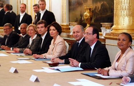 Les premiers pas du gouvernement Ayrault   Ulysee   Scoop.it