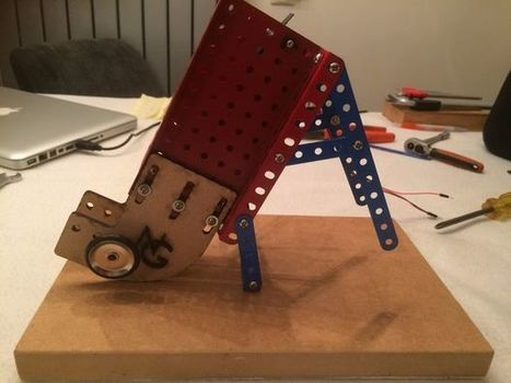 Making a catapult with Arduino   Raspberry Pi   Scoop.it