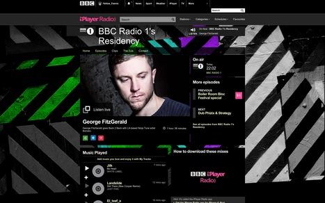 Jilk - Be Heart played on George FitzGerald, BBC Radio 1's Residency - BBC Radio 1, April 2016 | Jilk | Scoop.it