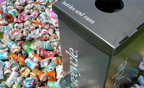 Trash Talking: Revamping the Idea of Recycling - Organic Connections | Environmental Innovation | Scoop.it