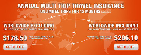 Home | Annual Multi Trip Travel Insurance | Travel Insurance | Scoop.it