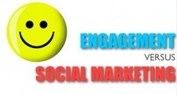 Social Media Engagement Versus Social Marketing #worksmart — | Social Media in the Hospitality Industry | Scoop.it