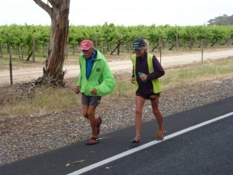 Elderly Couple Run a Marathon a Day for a Whole Year, Set New World Record | Timesavers | Scoop.it