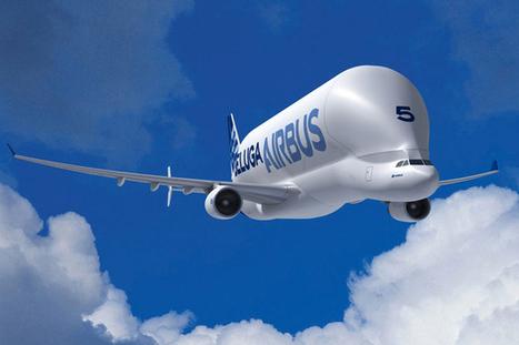 Airbus prêt à lancer un successeur au Beluga - AeroWeb-fr.net | A300-600ST, outil économique essentiel dans  le développement mondial d'Airbus | Scoop.it