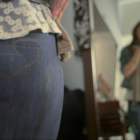 AE Outfitters Bets The Butt Is Viral and WINS: 'Skinny Skinny' Jeans Ad [VIDEO] | Curation Revolution | Scoop.it