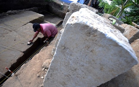 Largest ancient Hindu temple discovered in Indonesia | Archaeology News | Scoop.it