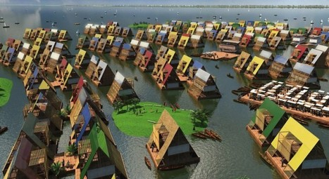 Can Floating Architecture Save This Nigerian Community? | Trends in Sustainability | Scoop.it