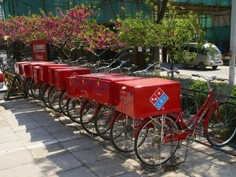7 benefits a Portland Domino's Pizza shop gets from its new cargo trike | Vertical Farm - Food Factory | Scoop.it