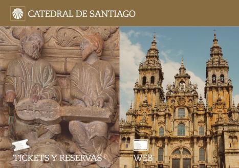 Catedral de Santiago de Compostela | Cositas Ciencias Sociales | Scoop.it
