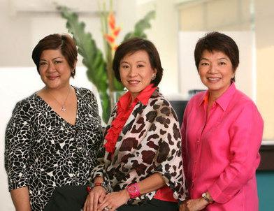 Power of Three | ECHOstore founders Reena Francisco, Jeannie Javelosa and Chit Juan | Ogunte | Women Social Innovators | Scoop.it