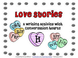 Love Stories - A Valentine Freebie | Seasonal Freebies for Teachers | Scoop.it