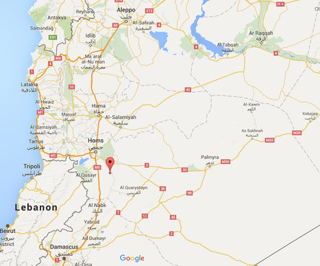 100+ Russian jet fighters + new Brigade expected in Syria once Sha'ayrat airport is in service | Global politics | Scoop.it