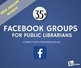 New Facebook Groups for Librarians! | Libraries &  Social Media | Scoop.it
