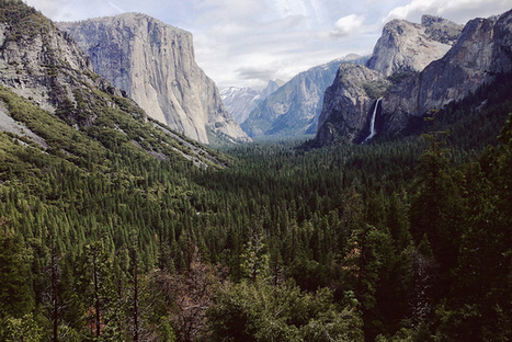 Yosemite Travel Photography - Apple iPhone 5 Better Than Canon 7D?   iPhoneografie   Scoop.it
