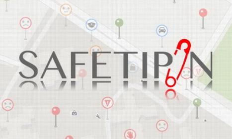 Safetipin: la app que protege a la mujer   Genera Igualdad   Scoop.it