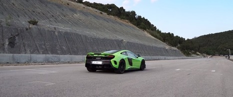 3 Minutes of the McLaren 675LT: Lightest, Most Powerful Model in the Super Series - Industry Tap | Consumer Automotive News | Scoop.it