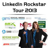LinkedIn Rockstar Tour 2013 - Networking Event and Marketers Workshop | SocialMedia_me | Scoop.it