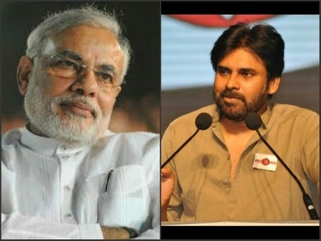 New Political Star Pawan Kalyan Today meet with Modi | Movies Maniahub | Entertainment India | Scoop.it