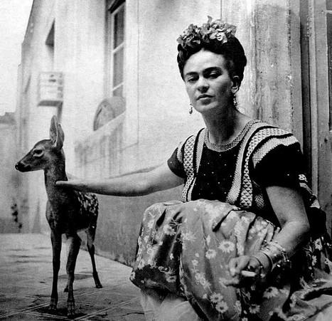 Belle et terrible Frida Kahlo - France Inter | Merveilles - Marvels | Scoop.it