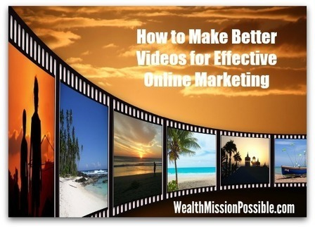 How to Make Better Videos | Video Marketing on YouTube | Scoop.it