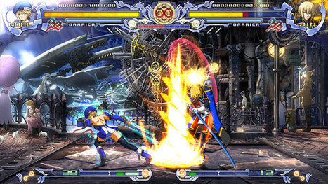 BLAZBLUE CALAMITY TRIGGER Full Cracked PC Game – Free Download PC and Android Games | Review Game | Scoop.it