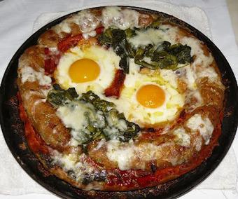 Outras Comidas: Pizza de Alheira, by me | Foodies | Scoop.it