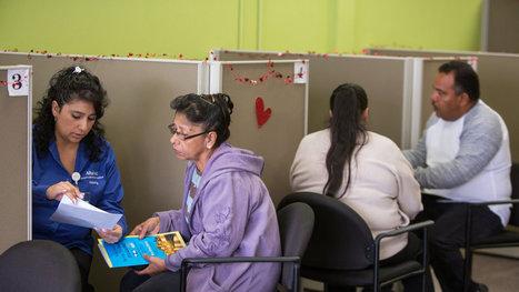 States Struggle to Add Latinos to Health Rolls   Gov & law - Katelynn   Scoop.it