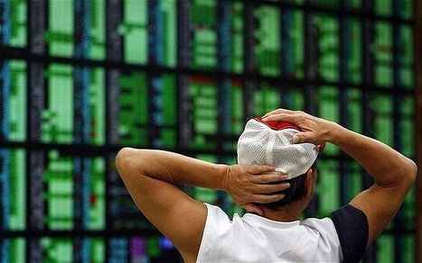 China's epic hangover begins? | Countdown to Financial Armageddon | Scoop.it