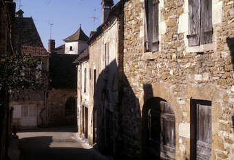 Carennac: La rue des boulangeries ... | Autour de Carennac et Magnagues | Scoop.it