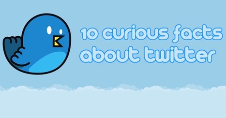 10 Facts You Didn't Know About Twitter [VIDEO] | 3D Virtual-Real Worlds: Ed Tech | Scoop.it
