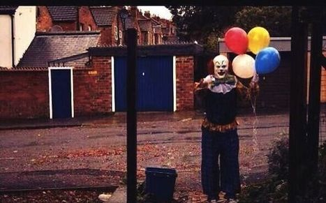 There's a Clown Terrorizing a British Town | Hilarious News | Scoop.it