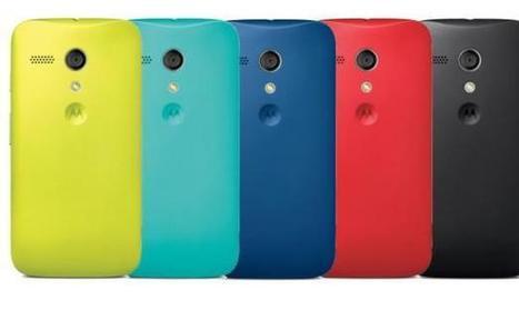 Motorola fracasse les prix avec le Moto G - 20minutes.fr | Moto G | Scoop.it