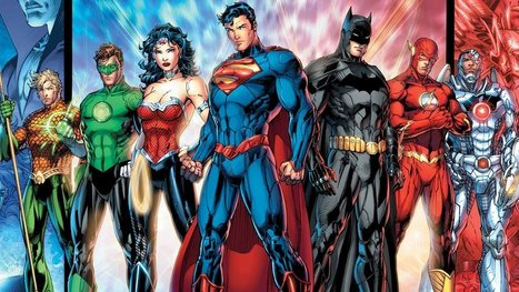 Zack Snyder will direct a 'Justice League' movie to follow 'Batman vs. Superman' | Comic Books, Video Games, Cartoons | Scoop.it