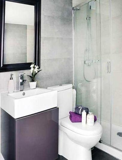Arredare un bagno piccolo. 26 idee da scoprire....