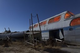 Heated Cabin ::::: Greyhound Scenicruiser ::::: Monday | Lost America | Artists & Photographers & Workshops & Retreats | Scoop.it