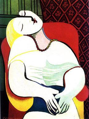 Le rêve de Pablo Picasso | Cette part de rêve que chacun porte en soi | Scoop.it