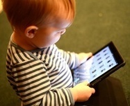 Discovering That Your 18-Month-Old Is Using an iPad in Pre-School | Kids tablet and app reviews | Scoop.it